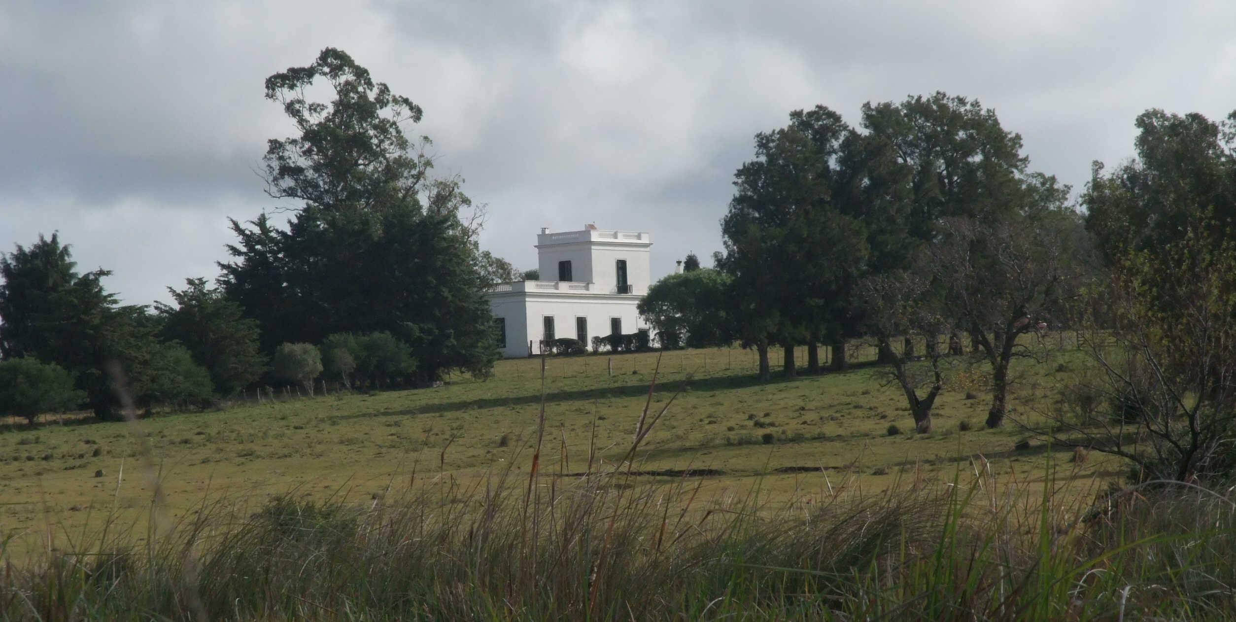 Uruguay ancient estancia